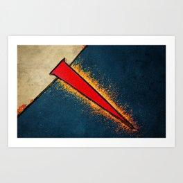 Zechariah 1:20 Art Print