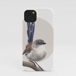 Fairy Wren iPhone Case