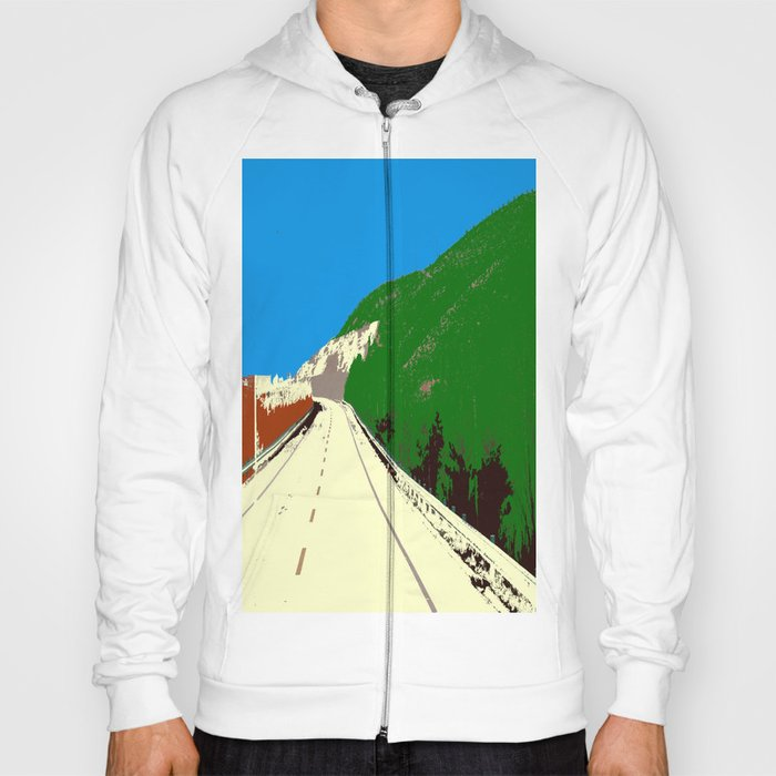 A Long Road Hoody