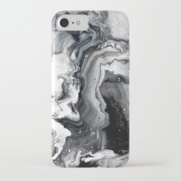Marble in the Water iPhone Case