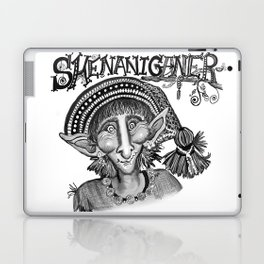 Shenaniganer Laptop & iPad Skin