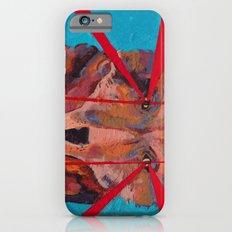 Foxy Eyes iPhone 6s Slim Case