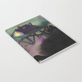 mountain home Notebook