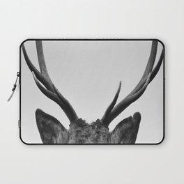 Stag antlers Laptop Sleeve