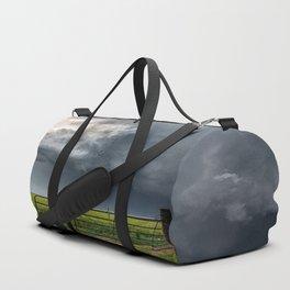 Harmony - Storm Cloud Over Southern Plains Duffle Bag
