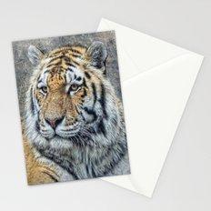 panthera tigris Stationery Cards
