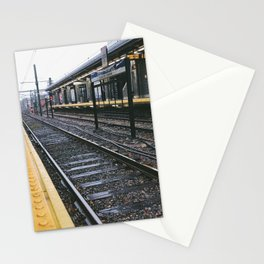 American Cities - Blue Line Stationery Cards