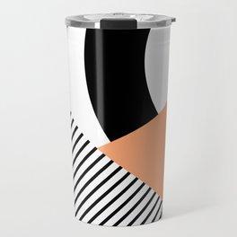 Geometrical shapes 2 Travel Mug