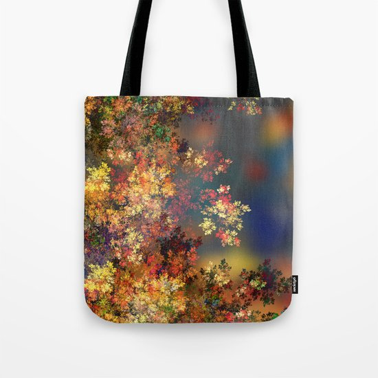A Beautiful Summer Afternoon Tote Bag
