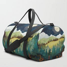 Autumn Moon Duffle Bag