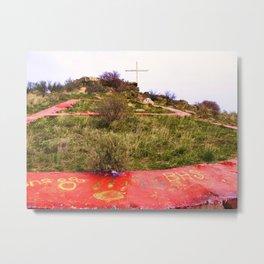 Boise Metal Print