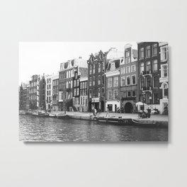 Love, Amsterdam Metal Print