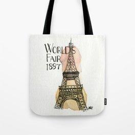 c'est l'amour Tote Bag