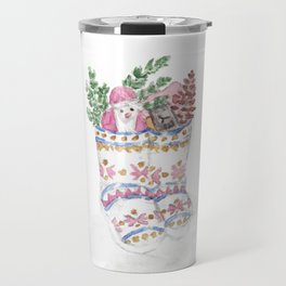 Christmas Boots 2 Travel Mug