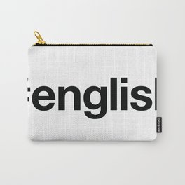 ENGLAND Carry-All Pouch