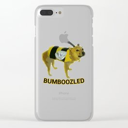 Bumboozled Clear iPhone Case