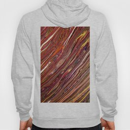 Candy Striped Marble Slab Hoody