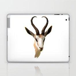 Low Poly Antelope Laptop & iPad Skin