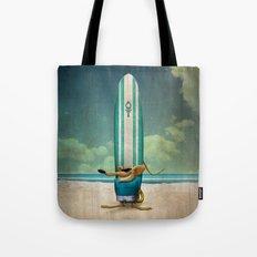 Beach's Rat Tote Bag