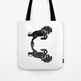 On Its Hinds Tote Bag
