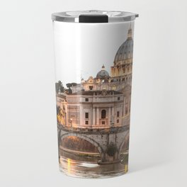 st peter square Travel Mug