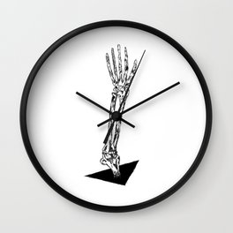 Looking fo your neck Wall Clock