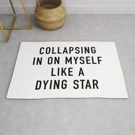 Dying Star Rug