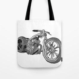 Juan's Chopper Tote Bag