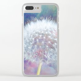 Wish you were here! Clear iPhone Case