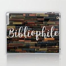 Bibliophile Laptop & iPad Skin