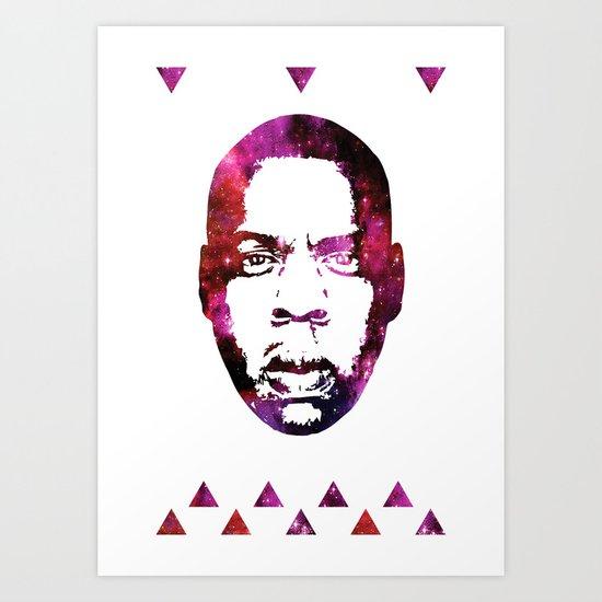 JAY Art Print