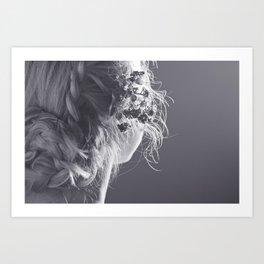 to light Art Print