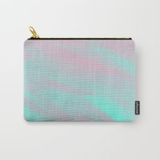 flamingo feathers Carry-All Pouch