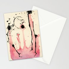 internal landscapes -3- Stationery Cards