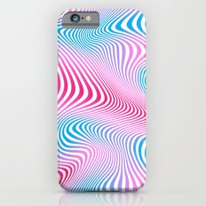 DISTORTION COLD iPhone 6s Slim Case