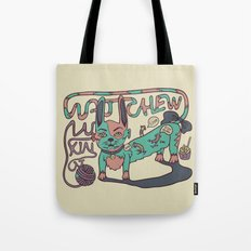 Don't tick me off. Tote Bag