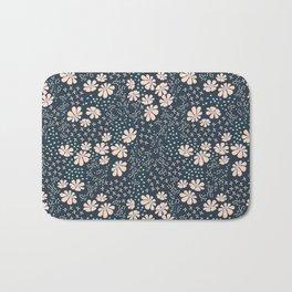 Flower garden 008 Bath Mat