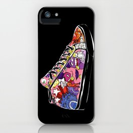 Fantasy shoe iPhone Case