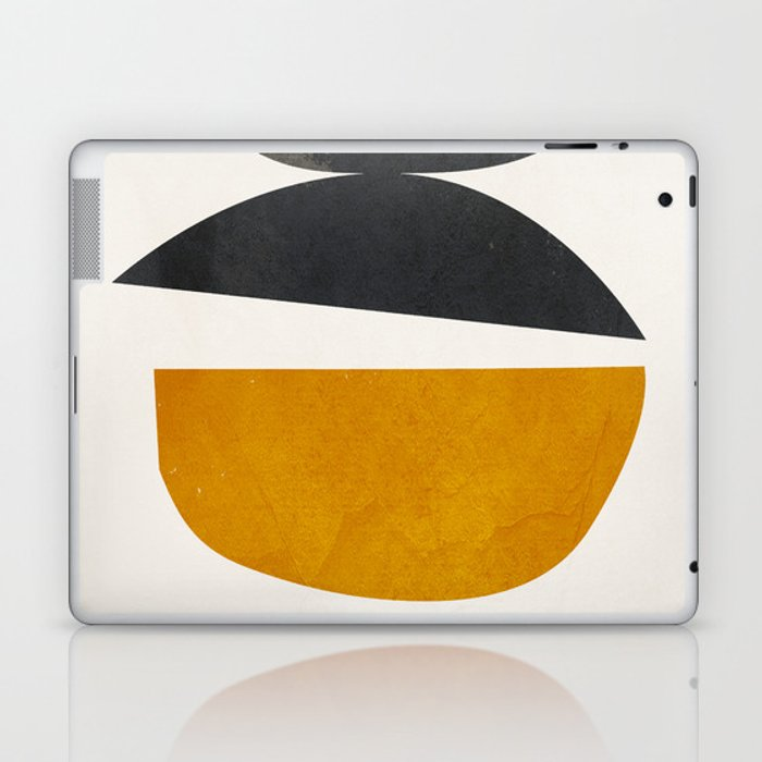 abstract minimal 23 Laptop & iPad Skin