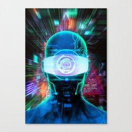 Vision 2077 Canvas Print