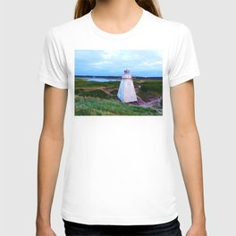 St-Peter's Harbour Lighthouse T-shirt