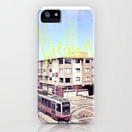 Judah iPhone Case