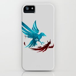 Infamous Second Son - Good Karma Delsin Rowe iPhone Case