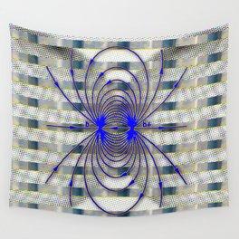 Figure 43 (Diagram Series) Wall Tapestry
