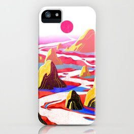 Red River iPhone Case
