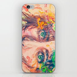 Aureate iPhone Skin