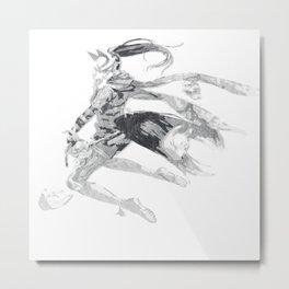 Kunimitsu Metal Print