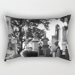 memorial street Rectangular Pillow