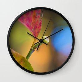 THATS NO MOON Wall Clock