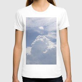 Big Clouds by Teresa Thompson T-shirt